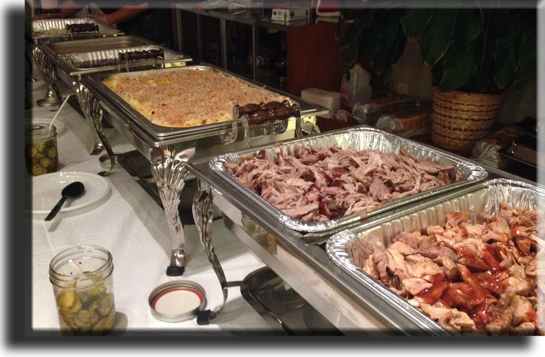 Paul Gant BBQ Catering Services