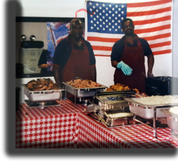 Paul Gant BBQ catering Port St. Joe